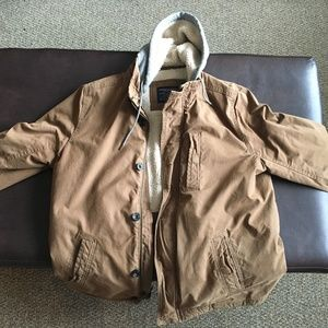 American Eagle Tan Jacket (LT)